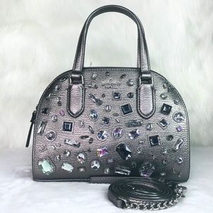 Kate Spade Laurel Way Embellished Mini Reiley Bag